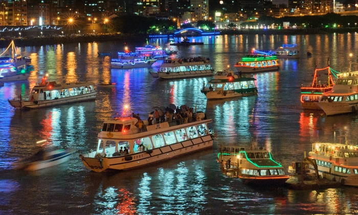 Carol Ships - Downtown Vancouver: Christmas Dinner Cruise for One or Two from Carol Ships (55% Off)
