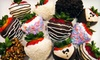 Highland House Candies - Hamburg: $25 for One Dozen Chocolate-Covered Strawberries at Village Sweet Shoppe ($55 Value)