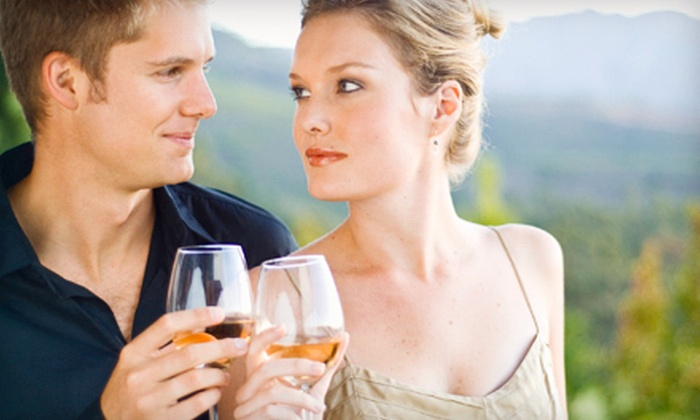 DeJon Vineyards - Hydes: Two Wine Tastings with Commemorative Glasses for Two or Four at DeJon Vineyards in Hydes (Half Off)