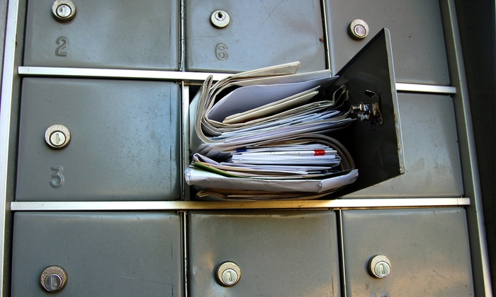The UPS Store - Multiple Locations: Six-Month Personal or Business Mailbox Subscription The UPS Store (Up to 57% Off)