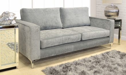 Hilton cinema style sofa bed with free delivery essex local for Hilton sofa bed