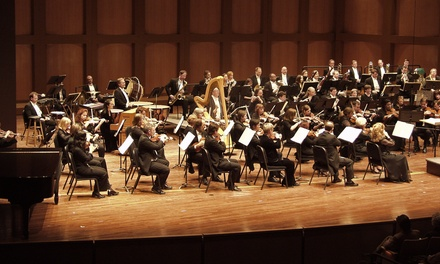 Memphis Symphony Orchestra: Tchaikovsky 4 at Cannon Center for the Performing Arts on Saturday, March 15 (Up to 47% Off)