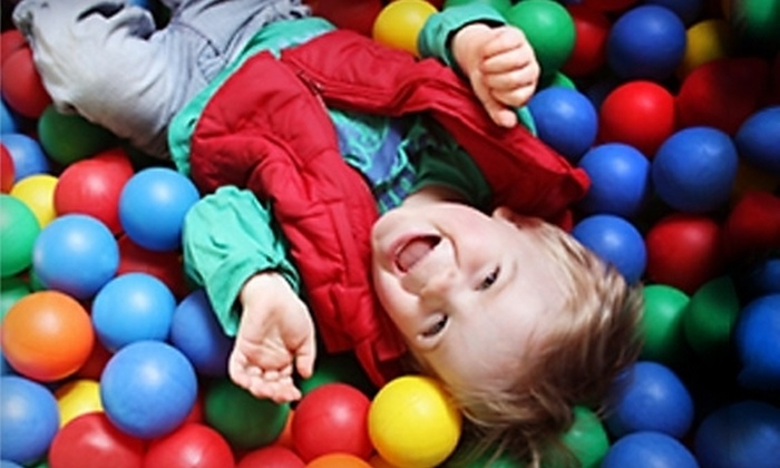 Totter's Otterville - Covington: $14 for Four Children's Visits to Totter's Otterville (Up to $31.80 Value)