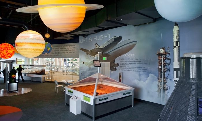 Evergreen Aviation & Space Museum - Evergreen Aviation & Space Museum: $50 for Two to Visit Wings and Waves Waterpark at Evergreen Aviation & Space Museum (Up to $64 Value)