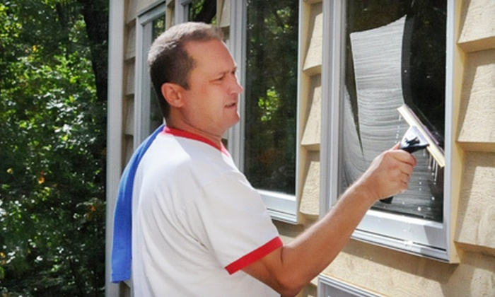 A Clear View Richmond - Richmond: Cleaning of 10 or 15 Windows from A Clear View Richmond (Up to 52% Off)