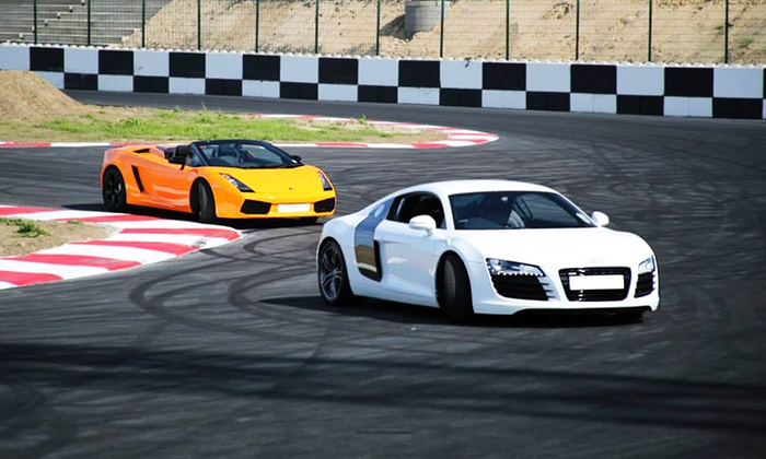 Supercars Scotland - Aberdeen: Supercars Scotland: Driving Experience from £79