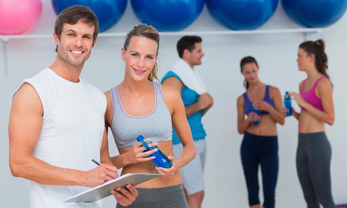 SMART Majority: $39 for One Personal Trainer Online Course with Certification from SMART Majority ($615 Value)
