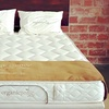 60% Off Organic Mattress at New Living Bedroom