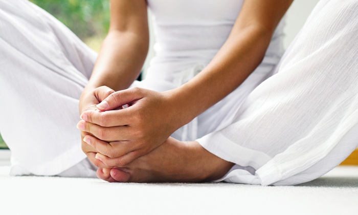Being Yoga with Trishna - Lone Mountain: 5 or 10 Yoga Classes at Being Yoga with Trishna (Up to 61% Off)