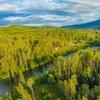 Remote Wildlife Lodge in British Columbia