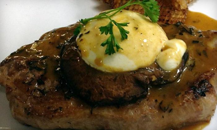 Tutto's Mare - Brickell,Brickell Hammock: $25 Worth of Brazilian-Inspired Seafood