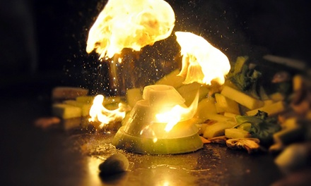 $20 for $30 Worth of Hibachi-Style Japanese Food and Sushi at Tokyohana