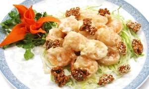 Wong's King Seafood Restaurant: $15 for $25 Worth of Chinese Food, Valid Sunday–Thursday for Dinner at Wong's King Seafood Restaurant