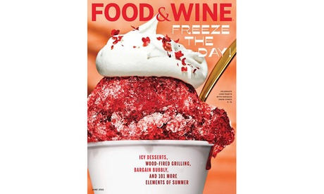 Food & Wine Magazine Subscription for One or Two Years (Up to 83% Off)