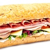 50% Off Sandwiches at Poor Boy Subs