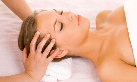 Air, Fire, Water, or Earth Spa Day for 1 or 2 at Lotus Holistic Health Spa, Salon and Fitness Studio (55% Off)
