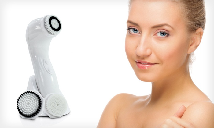 Sonic Express Exfoliating Body Brush: $59 for a Sonic Express Cleansing and Exfoliating Face and Body Brush ($169 List Price). Free Shipping and Free Returns.