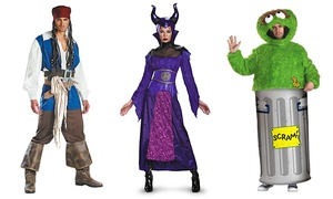 Costumes4Less.com: $15 for $25 Worth of Halloween Costumes at Costumes4Less.com