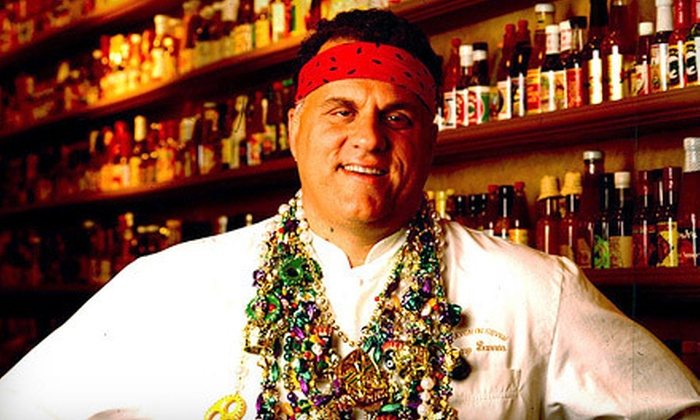 Jimmy Bannos - Central Chicago: $40 for Three-Course Meal with Chef Jimmy Bannos on July 15 at Taste of Chicago. Two Options Available.