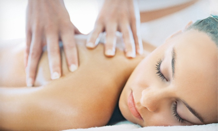 Kristina at Divinity Salon & Spa - Mooresville: 60-, 90-, or 120-Minute Therapeutic Massage from Kristina at The Chameleon Studio (Up to 58% Off)