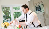 Three-Hour Cocktail Bartender Service for Parties Of Up to 120 People from ProCocktails