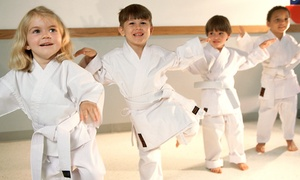 Pintsize Karate: One or Three Months of Karate Classes at Pintsize Karate (Up to 68% Off)