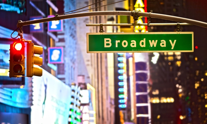 NY Custom Tours - New York City: Walking Tour for One, Two, or Four from NY Custom Tours (Up to 54% Off)