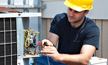 $39 for a Furnace and Air-Conditioner Tune-Up from Meyer Heating & Air ($104 Value)