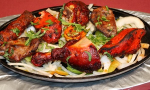 Kathmandu Kitchen: Lunch, Dinner, or Takeout at Kathmandu Kitchen (Up to 48% Off). Four Options Available.