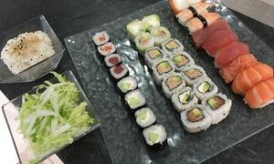 Le Yoko: Un plateau de 34 pièces de sushi et 2 entrées dès 26,90 € au restaurant Le Yoko