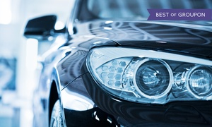 Orange Tint and Tunes Inc.: Tinting for Five Car Windows or Seven SUV Windows at Orange Tint and Tunes Inc. (Up to 48% Off)