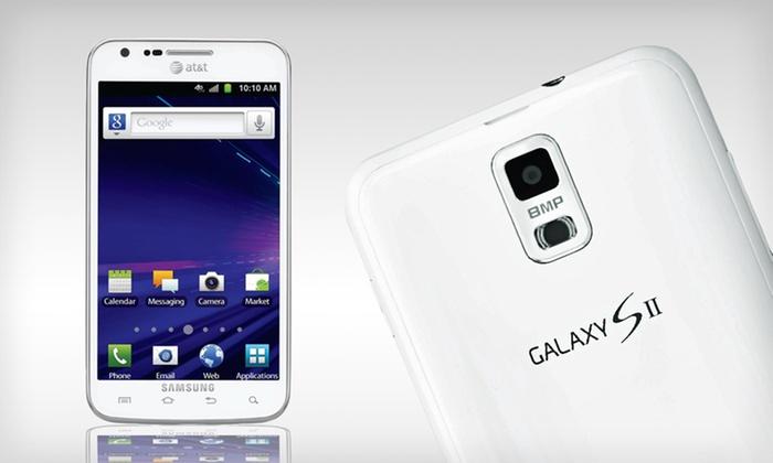 Samsung Galaxy II Skyrocket Unlocked: $379.99 for a Samsung Galaxy S II Skyrocket Smartphone (Unlocked) ($600 List Price)