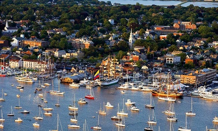 Stay at Bannister's Wharf Guestrooms in Newport, RI. Dates into June.