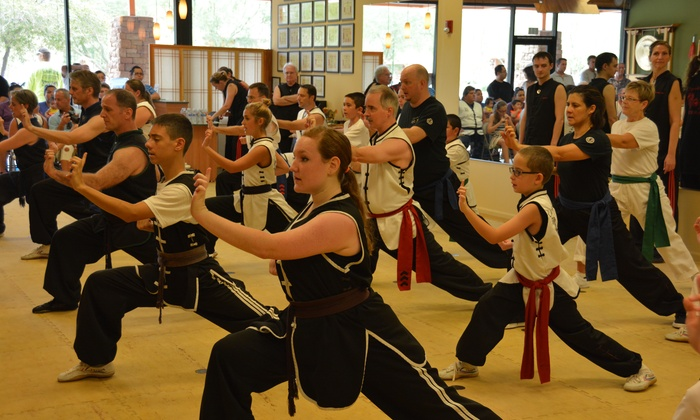 United Kung Fu - Fletcher Heights Plaza: $45 for $131 Worth of Martial-Arts Lessons — United Kung Fu