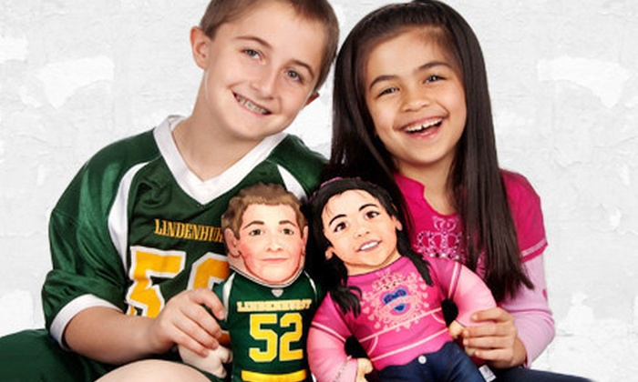 Personalized  Stuffed Animal: $49 for a Personalized Stuffed Animal from IAmAStuffedAnimal.com with Shipping Included ($109.99 Total Value)