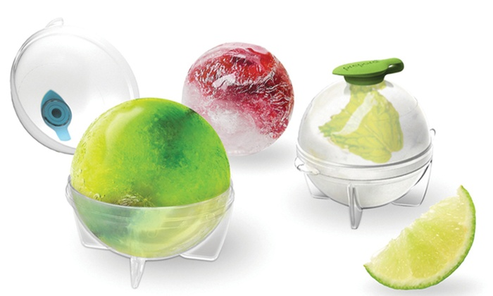 Perfect Ice-Ball Molds (10-Pack)