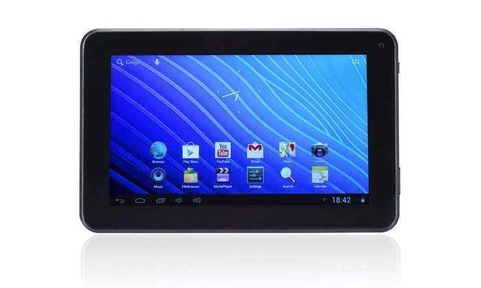 """Double Power 7"""" Tablet with Android 4.1: Double Power 7"""" Tablet with Android 4.1 - Google Certified. Multiple Colors Available. Free Shipping and Returns."""