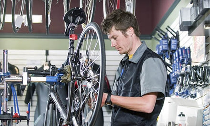 Bike Discounters - St. James: Bicycle Winterization, Basic Tune-Up, and Storage for One or Four Bikes at Bike Discounters (Up to 55% Off)