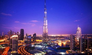 Aisha Tourism L.L.C.: 30-Day UAE Tourist Visa from AED 350 or 90-Day for AED 1,499 with Aisha Tourism (Up to 54% Off)