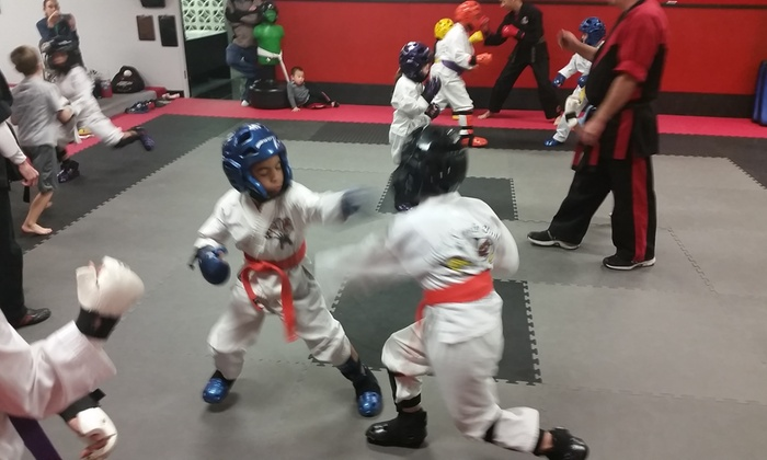 United Kenpo Karate - Garden Grove: Four Weeks of Unlimited Martial Arts Classes at United Kenpo Karate School (50% Off)