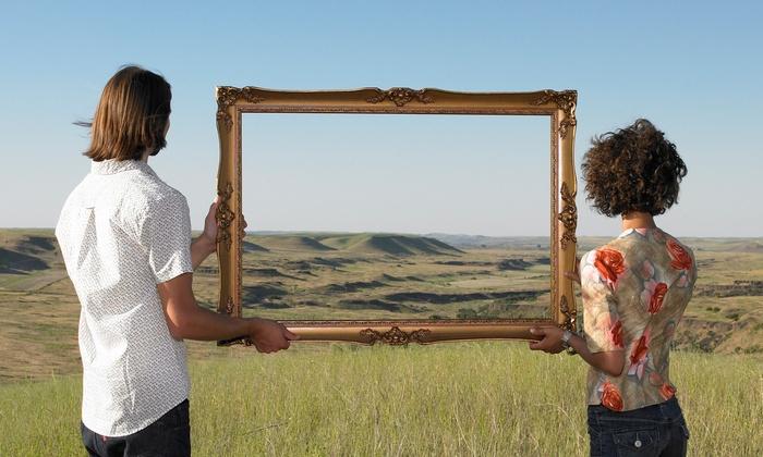 Paint Box Soho - SoHo: $100 or $200 Worth of Custom Framing at Paint Box Soho (Up to 70% Off)