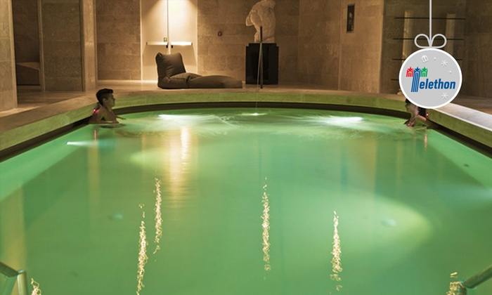A roma wellness spa roma e lazio deal del giorno for Piscina wellness roma