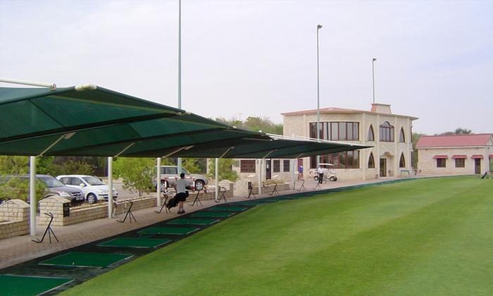 Al Ghazal Golf Club - Al Ghazal Golf Club: One or Six Private Golf Lessons at Al Ghazal Golf Club (Up to 50% Off)