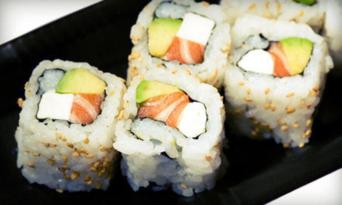 Zen Maru - Downtown Long Beach: Sushi and Japanese Cuisine at Zen Maru (52% Off). Two Options Available.
