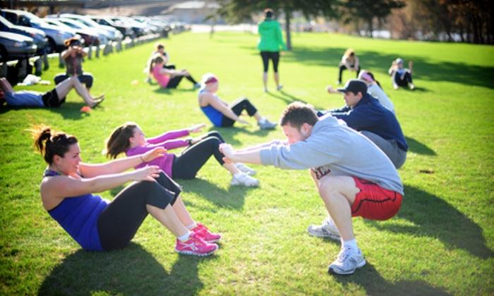 CrossFit Brio Bootcamps - Sutherland Industrial: $49 for a Four-Week Boot Camp at CrossFit Brio Bootcamps ($149 Value)