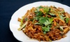 Thai Village Restaurant - Ukrainian Village: Four-Course Dinner for Two or $7 for $15 Worth of Lunch at Thai Village