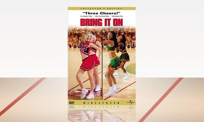 Bring It On Collector's Edition DVD: Bring It On Collector's Edition DVD. Free Returns.