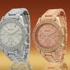 $9.99 for a Women's Geneva Boyfriend Watch with Crystals