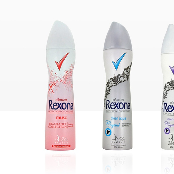 36 Ou 10 Femme 90€ 12 Rexona Déodorants Spray Dès nPwO0k
