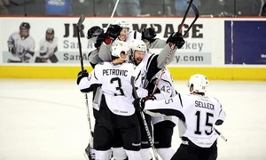 San Antonio Rampage Hockey Game At At&t Center On April 10 Or 11 (up To 56% Off)